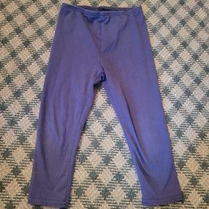 5/$10 Girls 4/5 Leggings XS Blue